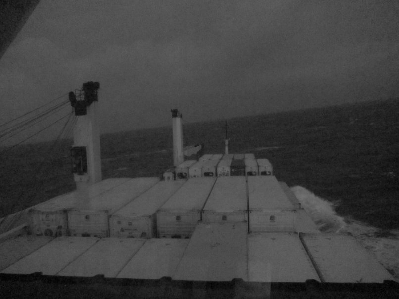 Through The Desolate North Atlantic